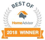 Best of Home Advisor 2018 Winner