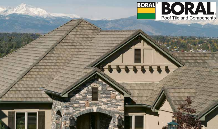 Boral Tile Roof
