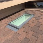 "Malarkey Windsor Shingle / Velux Deck Mounted ""No Leak"" Skylight"