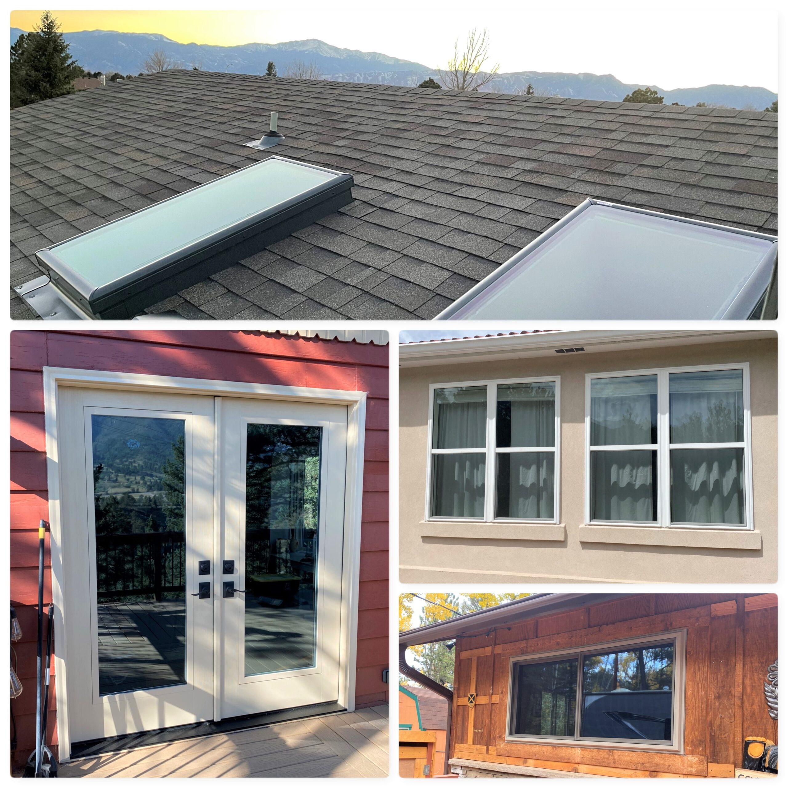 Skylights, Windows, Doors Projects