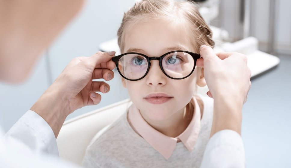 New Myopia Management Lens at Komoka Optometry – MiYOSMART