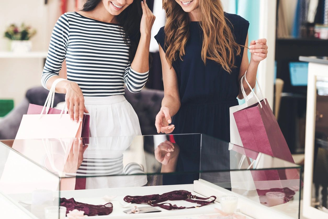 Do you know an impulsive shopper? Ask them to wash theirhands
