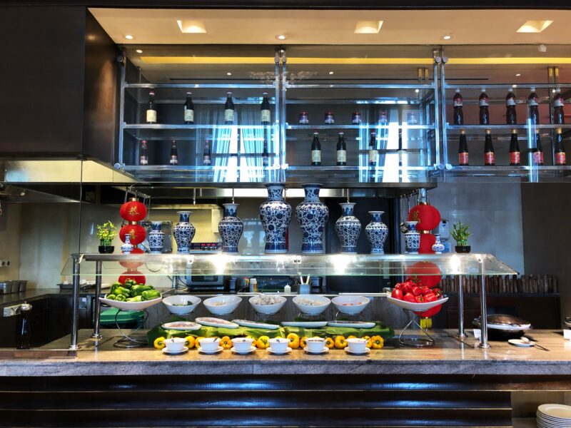 Exceptional customer experience starts with the discovery - Ingredients restaurant