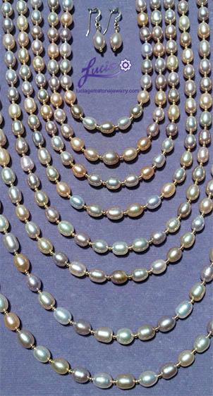 luminescent pearls