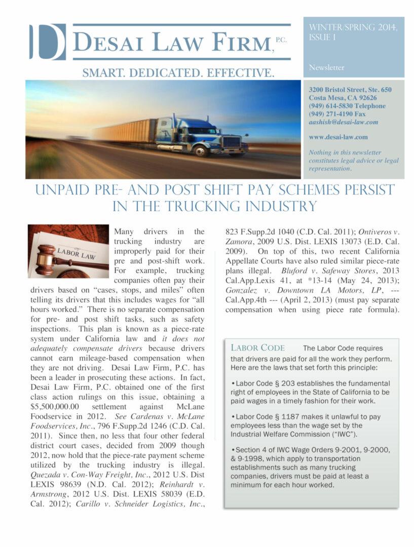 Newsletter---Issue--1