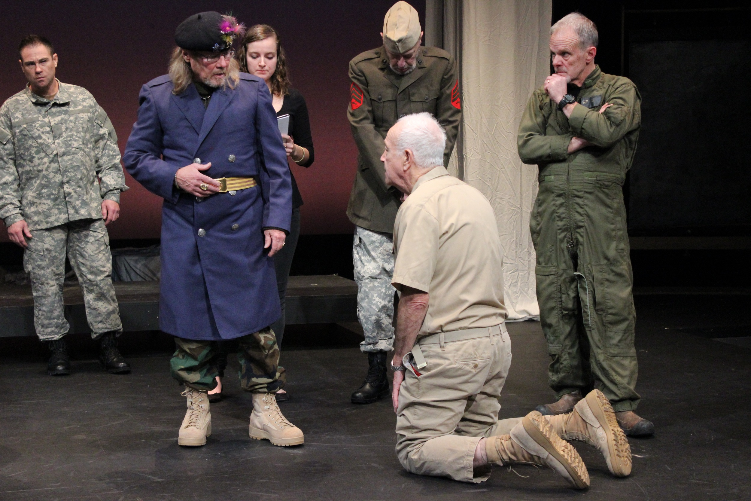 First National Veterans Theatre Festival