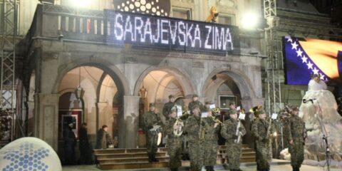 Sarajevo Winter