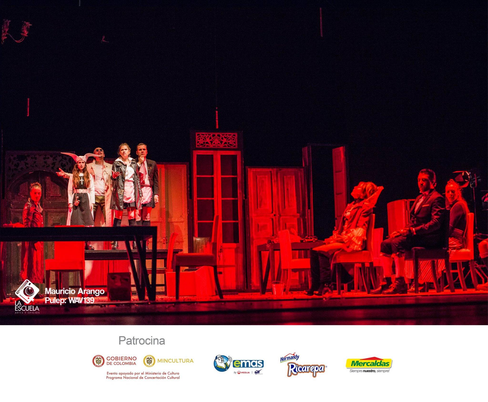 Manizales Theater Festival