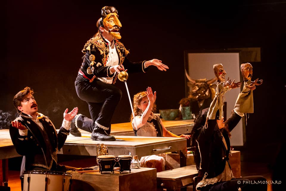 Chicago International Puppet Theater Festival