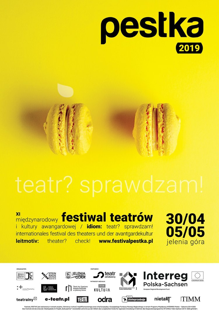 PESTKA – International Festival of Avant-garde Theatres