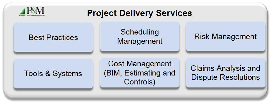 P&M Project Delivery Services