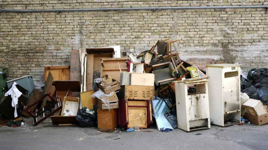 Junk-Recycling-Junk removal Roswell, ga