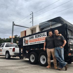 junk removal Actwork, Woostok, Marietta, Kennesaw & Roswell