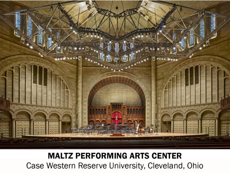 Maltz Performing Arts Center, Case Western Reserve University