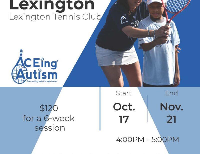 Flyer-Lexington 2nd session ACEingOctober 17 2021