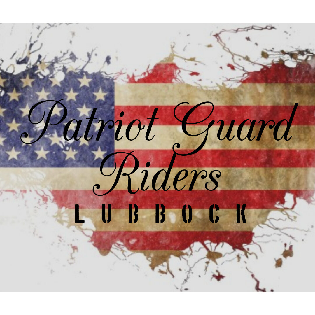 Lubbock Patriot Guard Riders