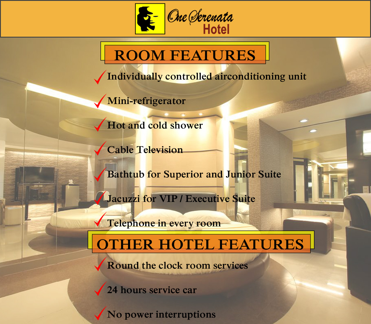 ROOM FEATURES 2
