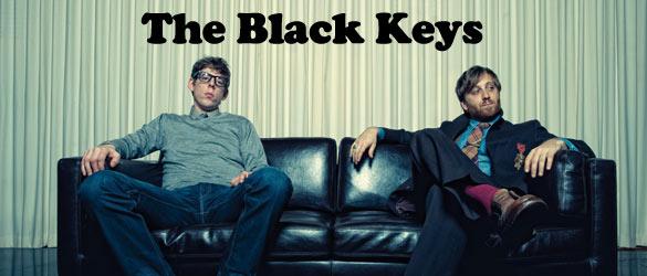 Black Keys Banner