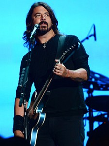 US-MUSIC-POVERTY-FOO FIGHTERS