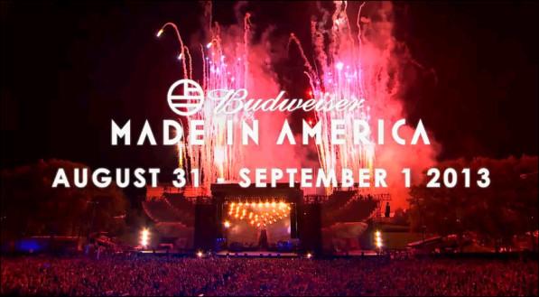 Made In America 2013