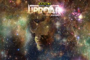 Uproar Festival 2013 logo