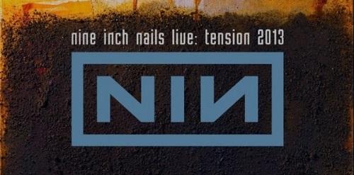 NIN Tension Tour 2013