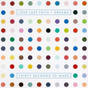 30 Secs to Mars Love Dreams album