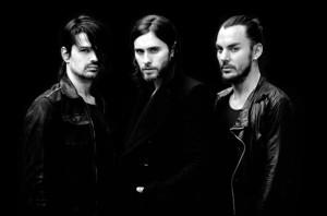 30 Secs to Mars band