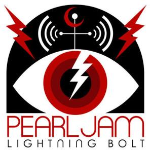 Pearl Jam Lightning Bolt cover