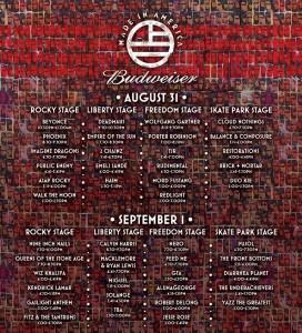 MIA Schedule 2013