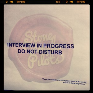 STP Interview Pic