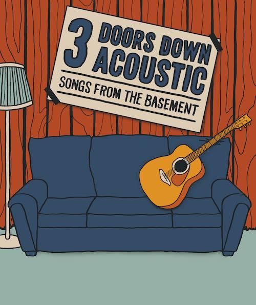 3 doors down acoustic tour
