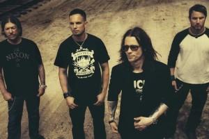 Alter Bridge band 2014