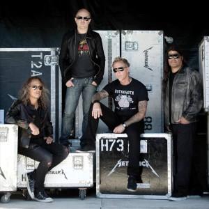 Metallica band 2014