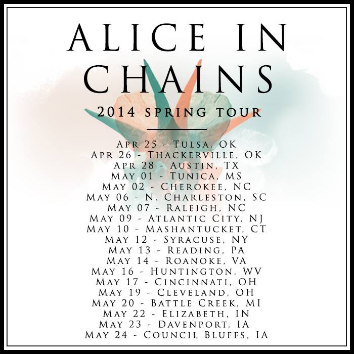 AIC Spring Tour 2014
