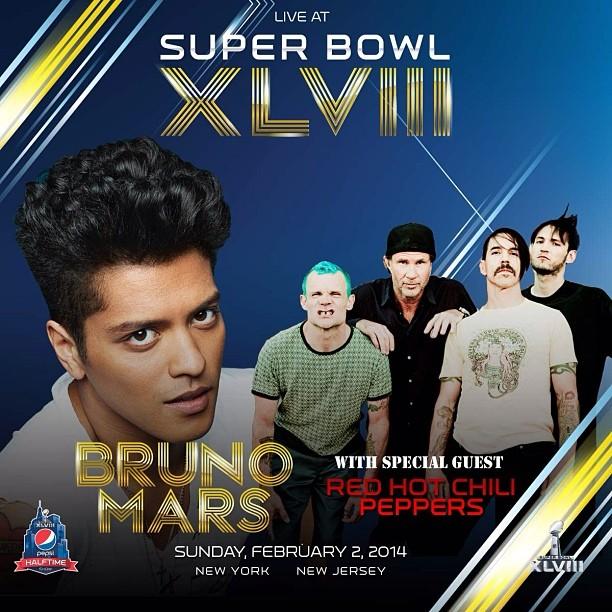 Super Bowl RHCP
