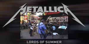 Metallica Lords of Summer