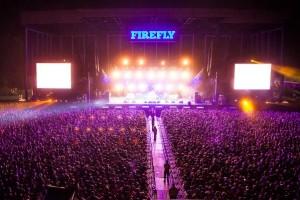 Firefly crowd