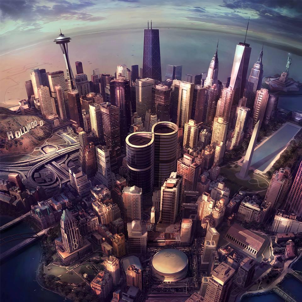 Foo Fighters new album