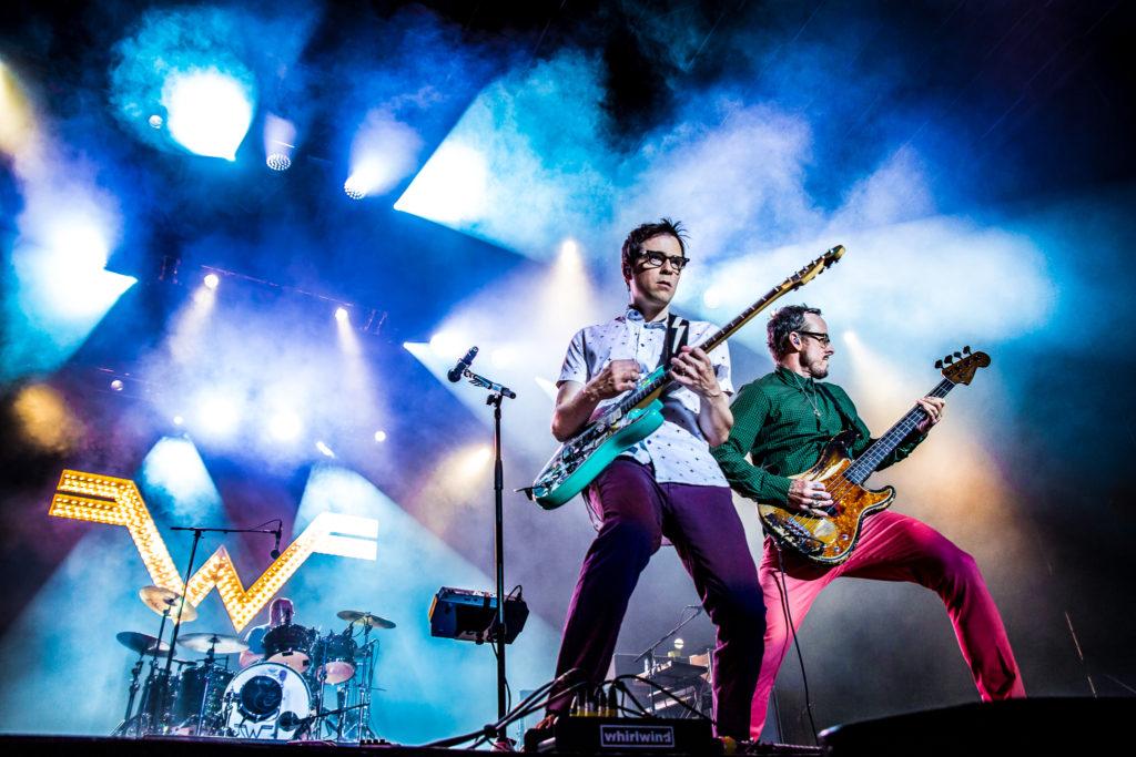 Weezer Musikfest