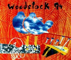 Woodstock 94 logo