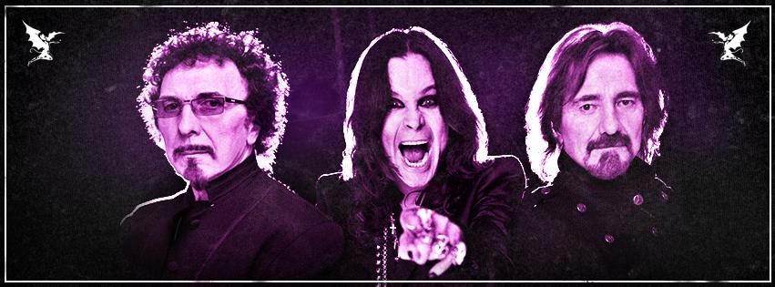 Black Sabbath banner