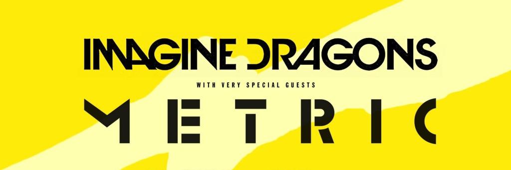 Imagine Dragons + Metric Tour