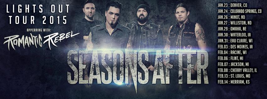 Seasons After 2015 Tour