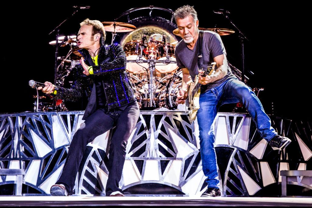 David Lee Roth Van Halen Ink The Original