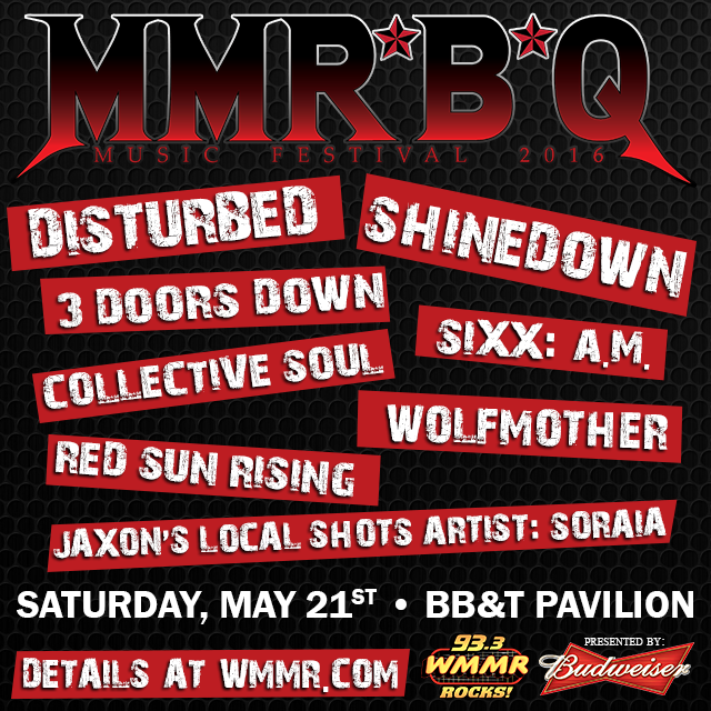 WMMR MMRBQ 2016