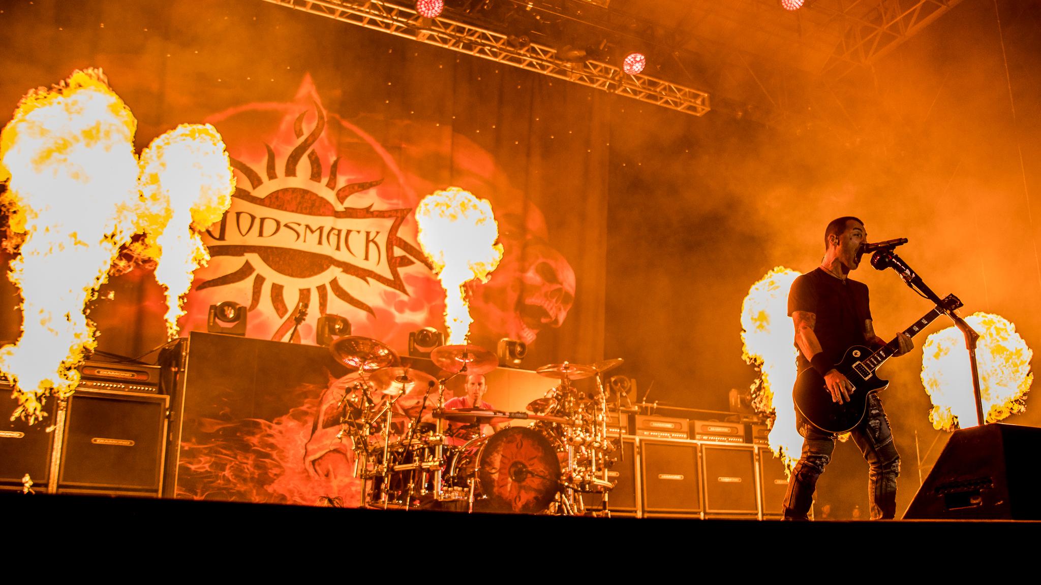 Godsmack Musikfest