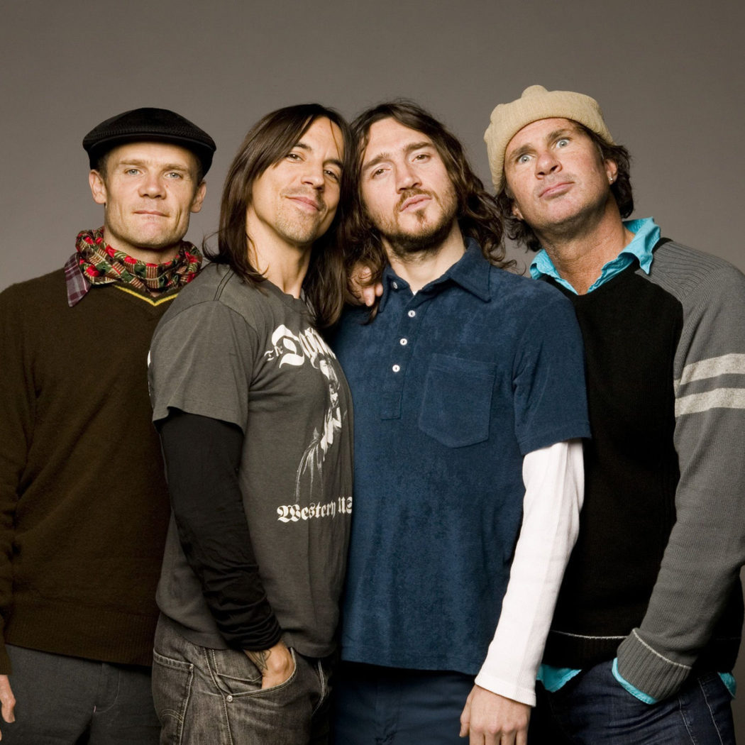 Red Hot Chili Peppers 2022 tour