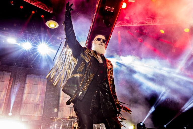 Judas Priest 2021 tour