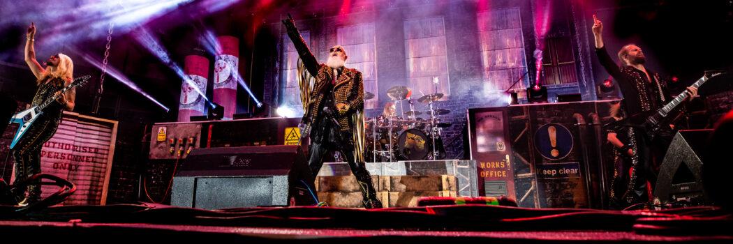 Judas Priest Kick Off 50 Heavy Metal Years Tour At Santander Arena With Sabaton